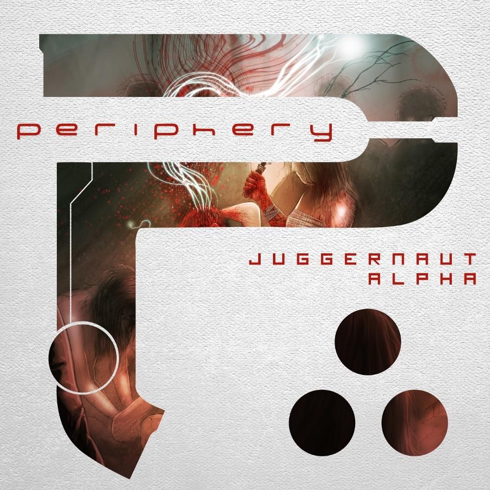 Periphery - Juggernaut: Alpha (2015) Cover