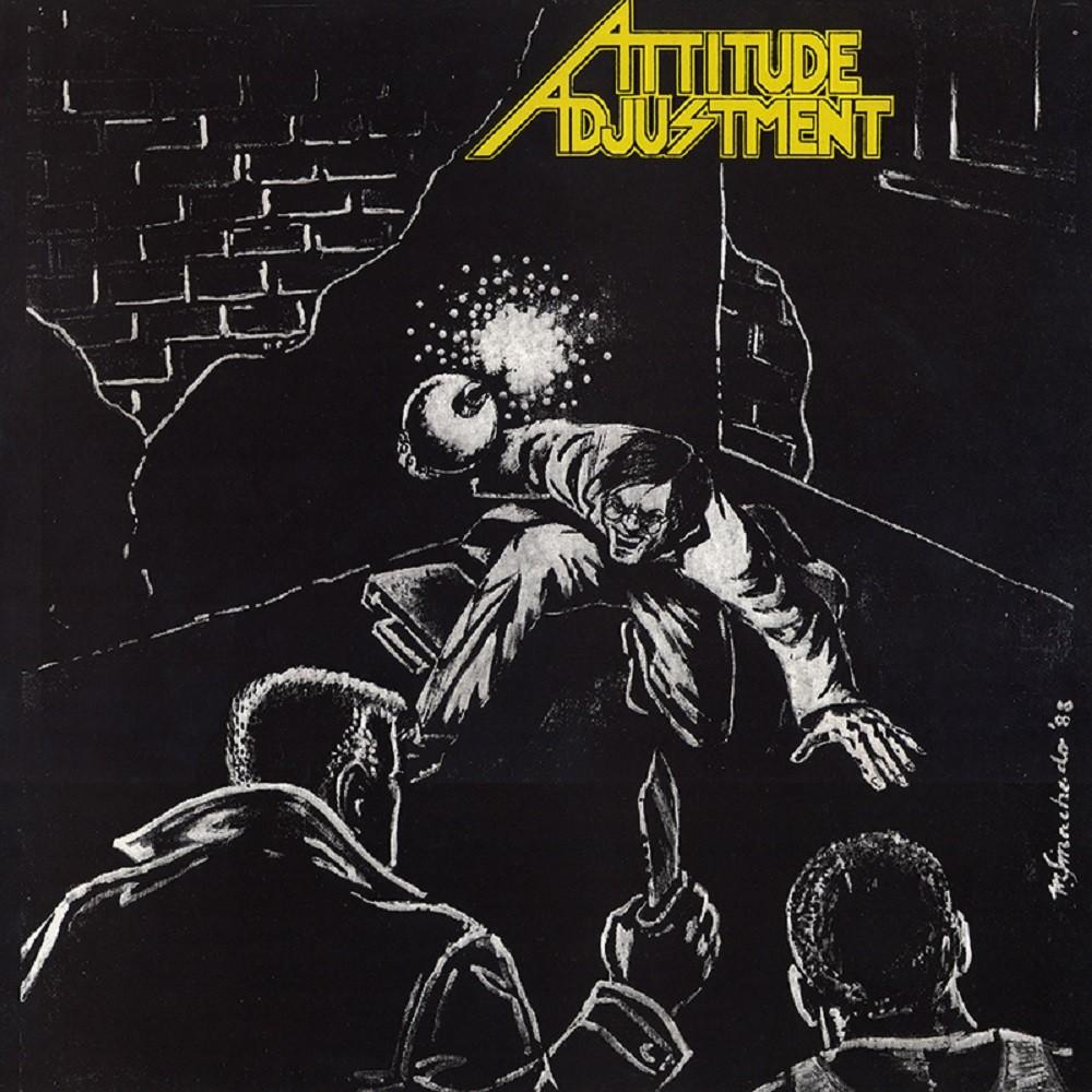 Attitude Adjustment - No More Mr. Nice Guy (1988) Cover