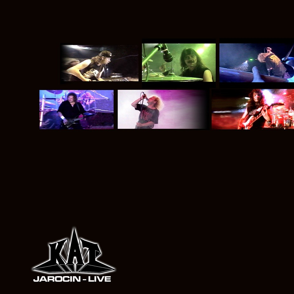 KAT - Jarocin Live '92 (1992) Cover