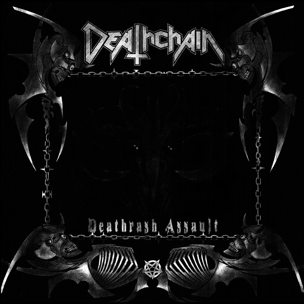 Deathchain - Deathrash Assault (2005) Cover