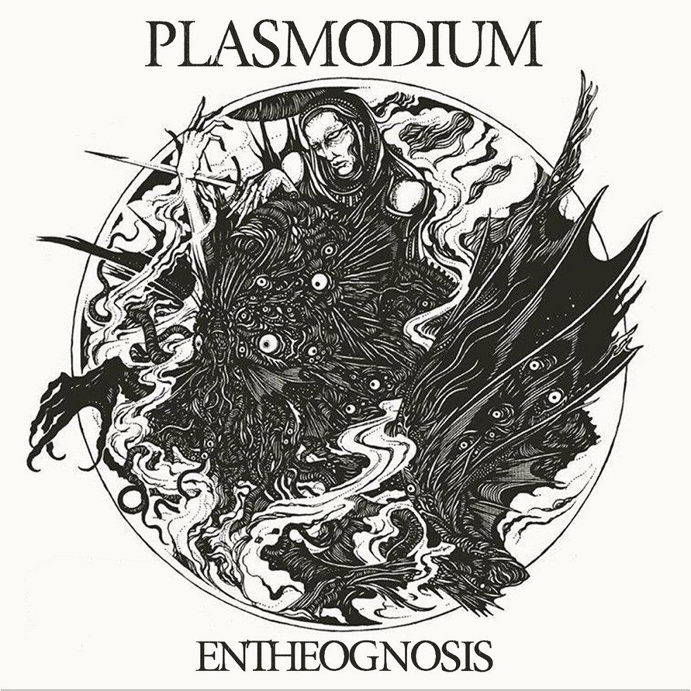 Plasmodium - Entheognosis (2016) Cover