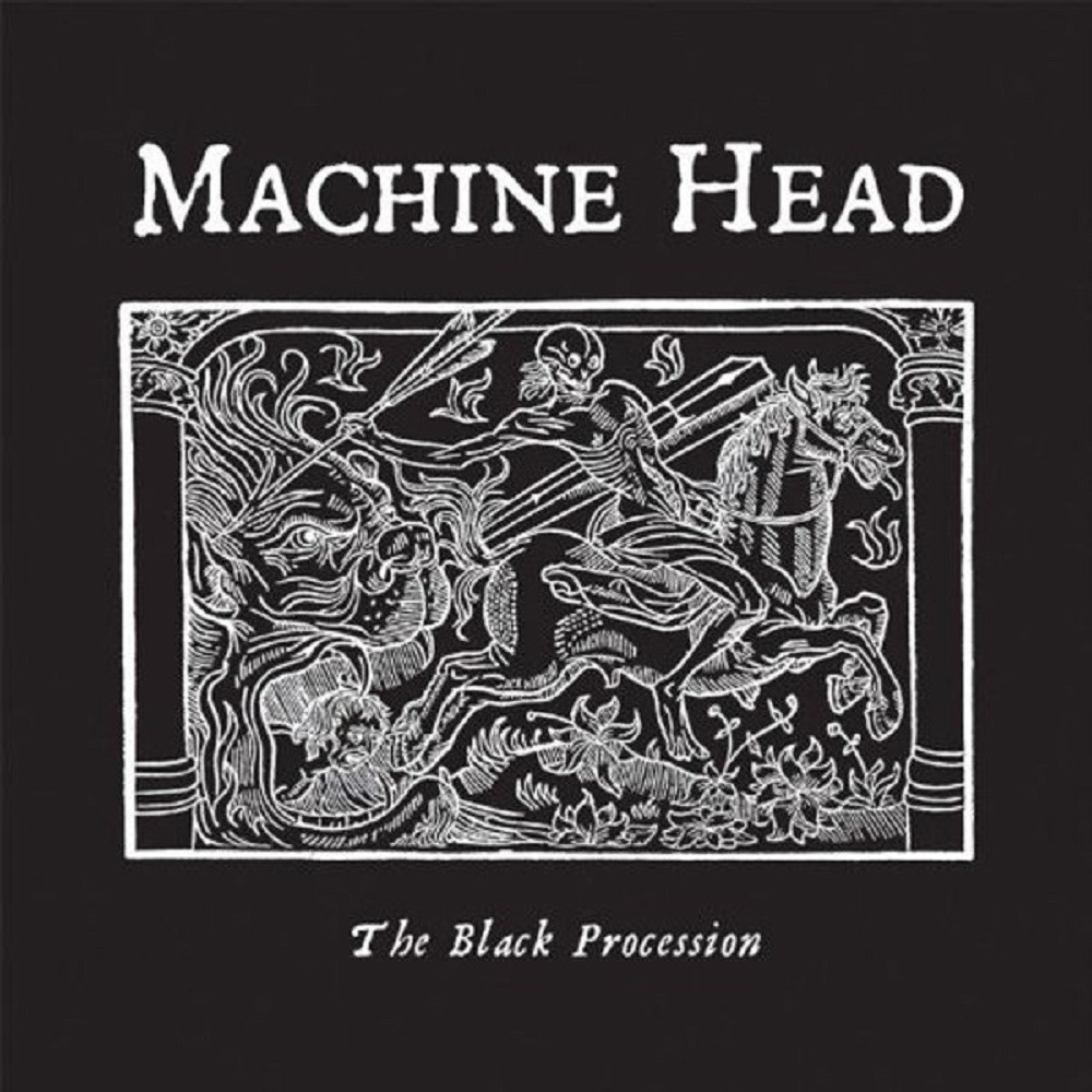 Machine Head - The Black Procession (2011) Cover
