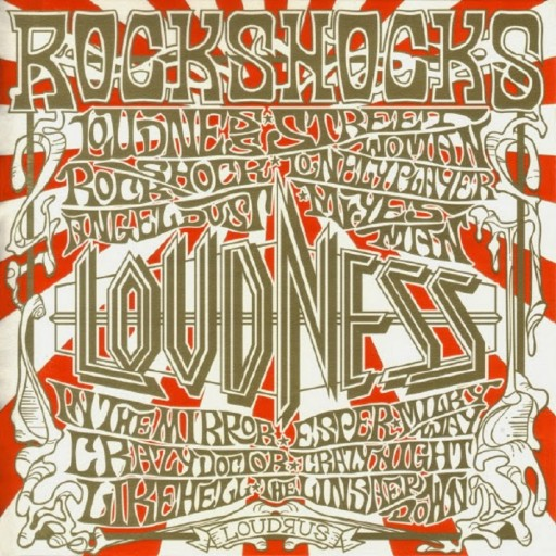 Loudness - Rockshocks 2004