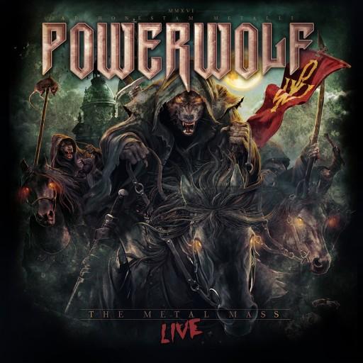 Powerwolf - The Metal Mass: Live 2016