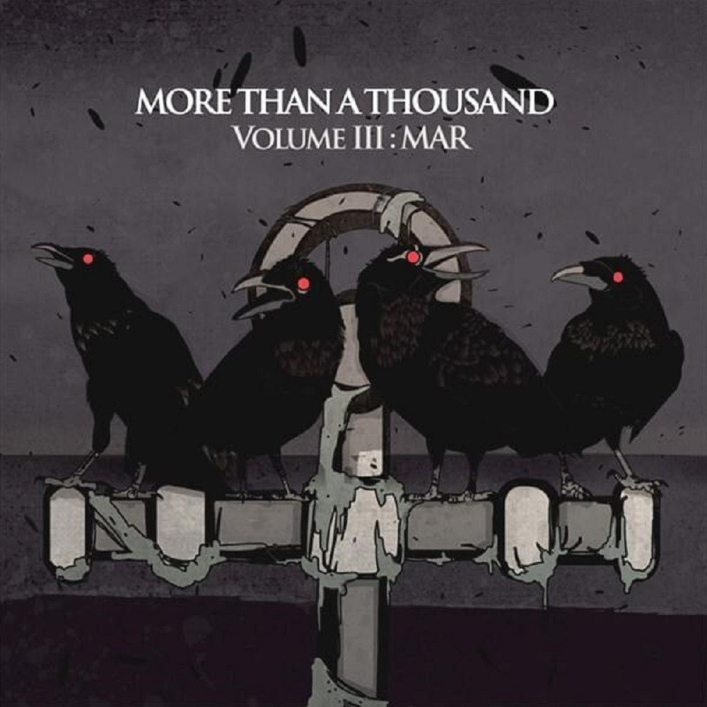 More Than a Thousand - Volume III: MAR (2007) Cover