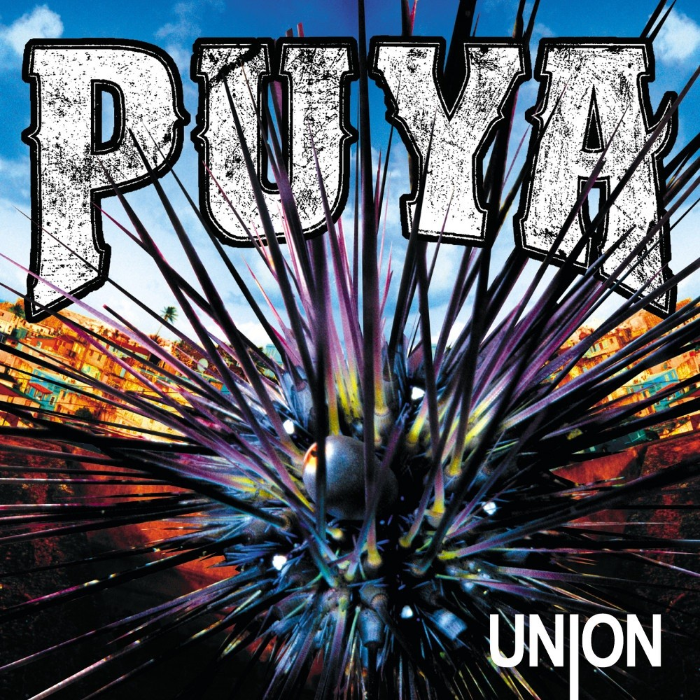Puya - Union (2001) Cover