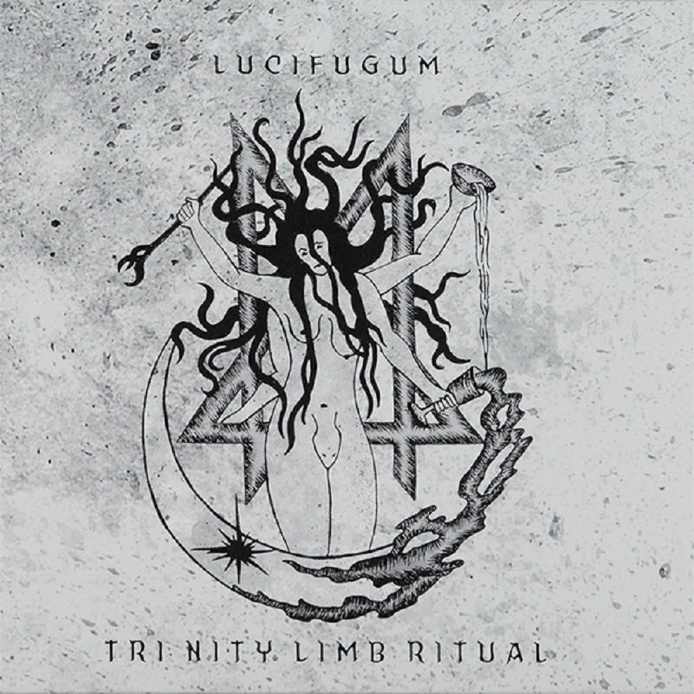 Lucifugum - Tri Nity Limb Ritual (2020) Cover