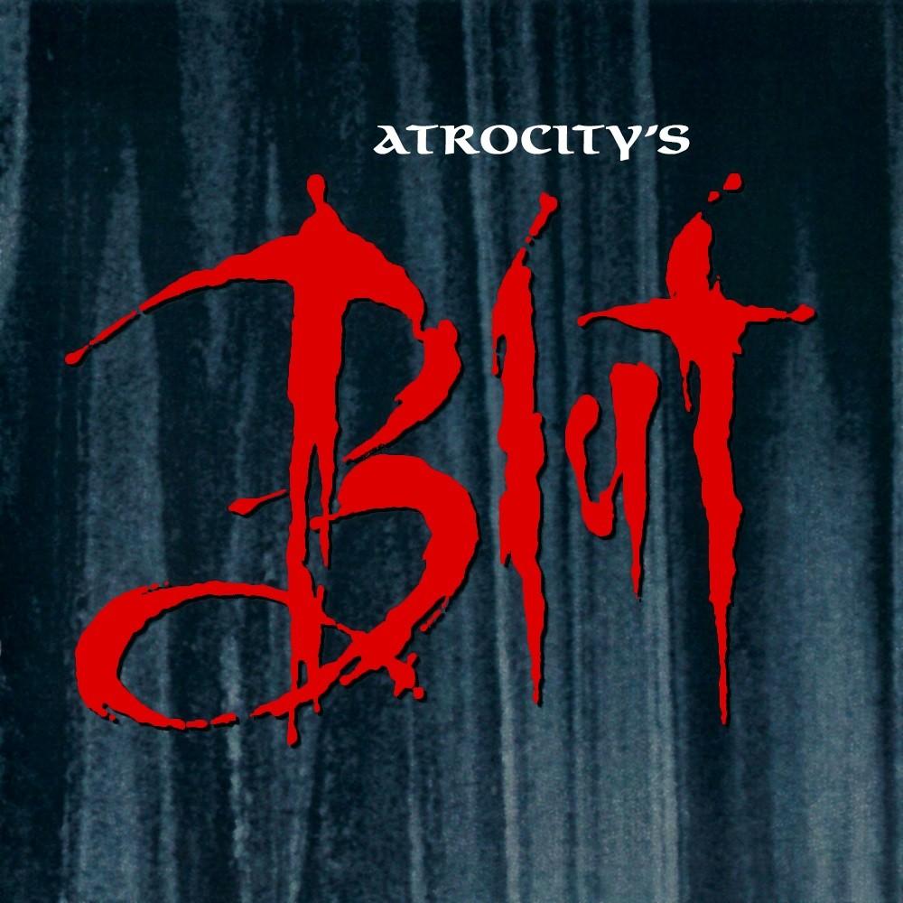 Atrocity (GER) - Blut (1994) Cover