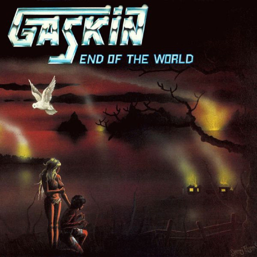 Gaskin - End of the World (1981) Cover
