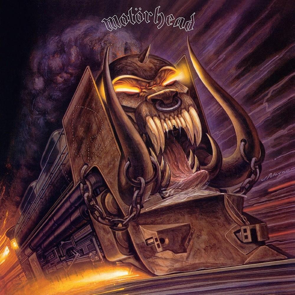 Motörhead - Orgasmatron (1986) Cover