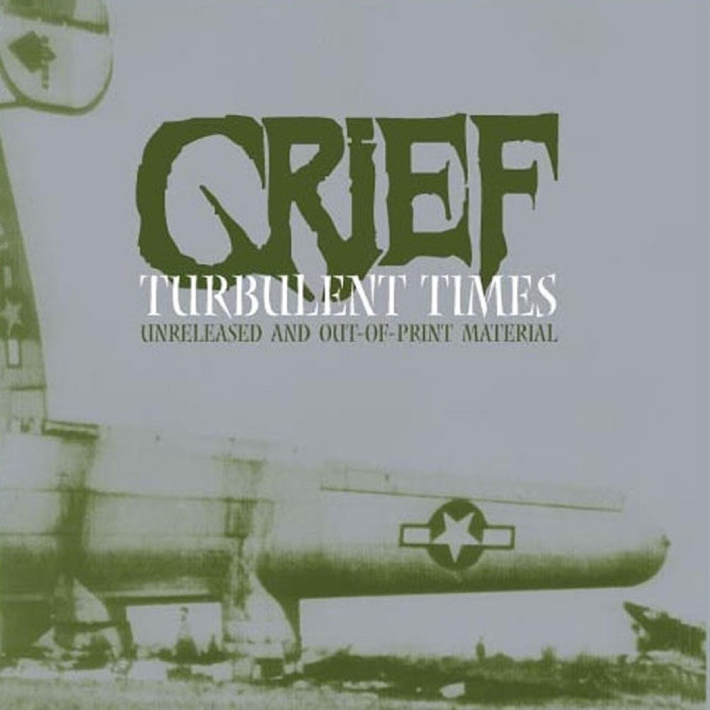 Grief - Turbulent Times (2002) Cover