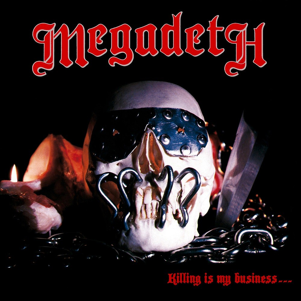 Megadeth - Killing Is My Business... And Business Is Good! (1985) Cover