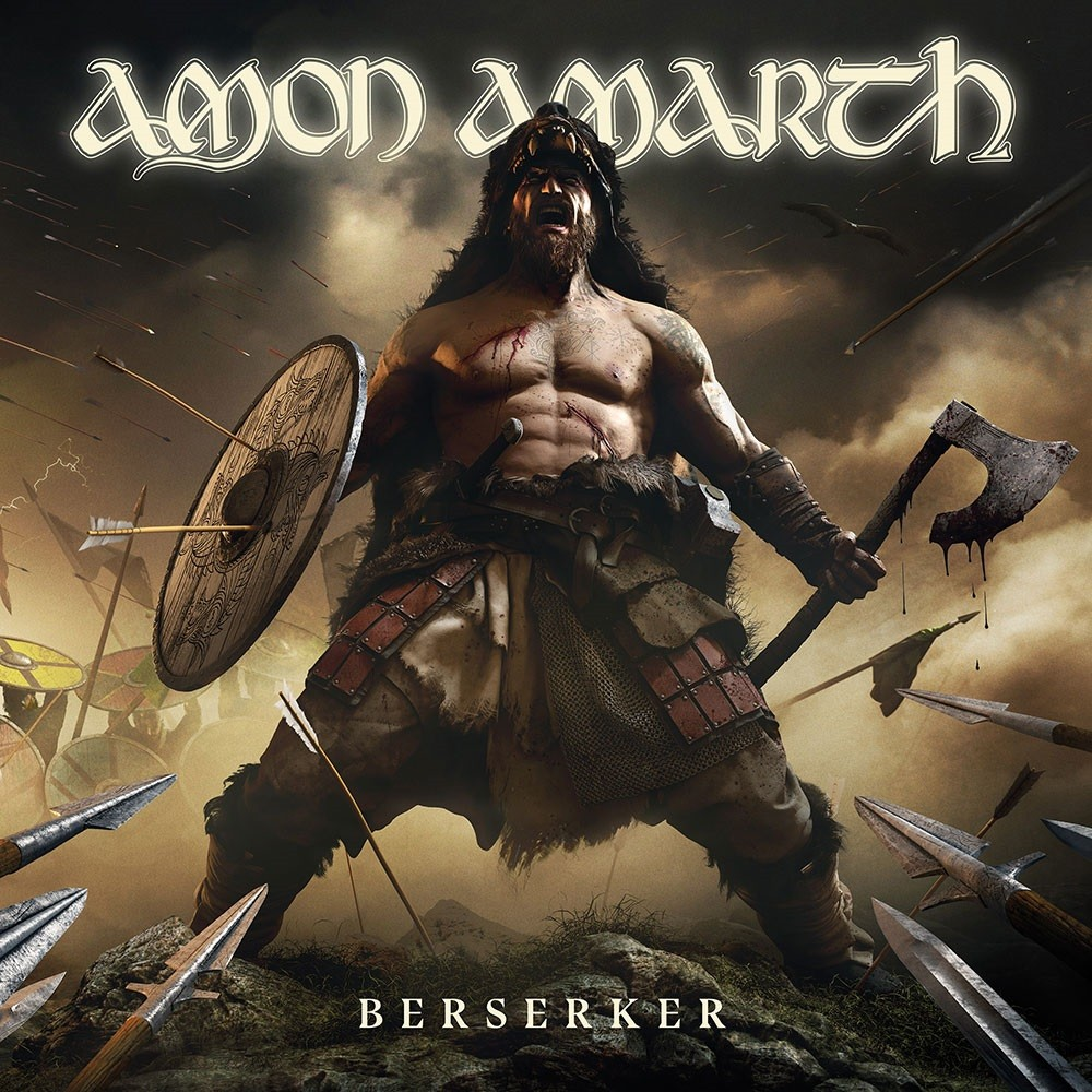 Amon Amarth - Berserker (2019) Cover