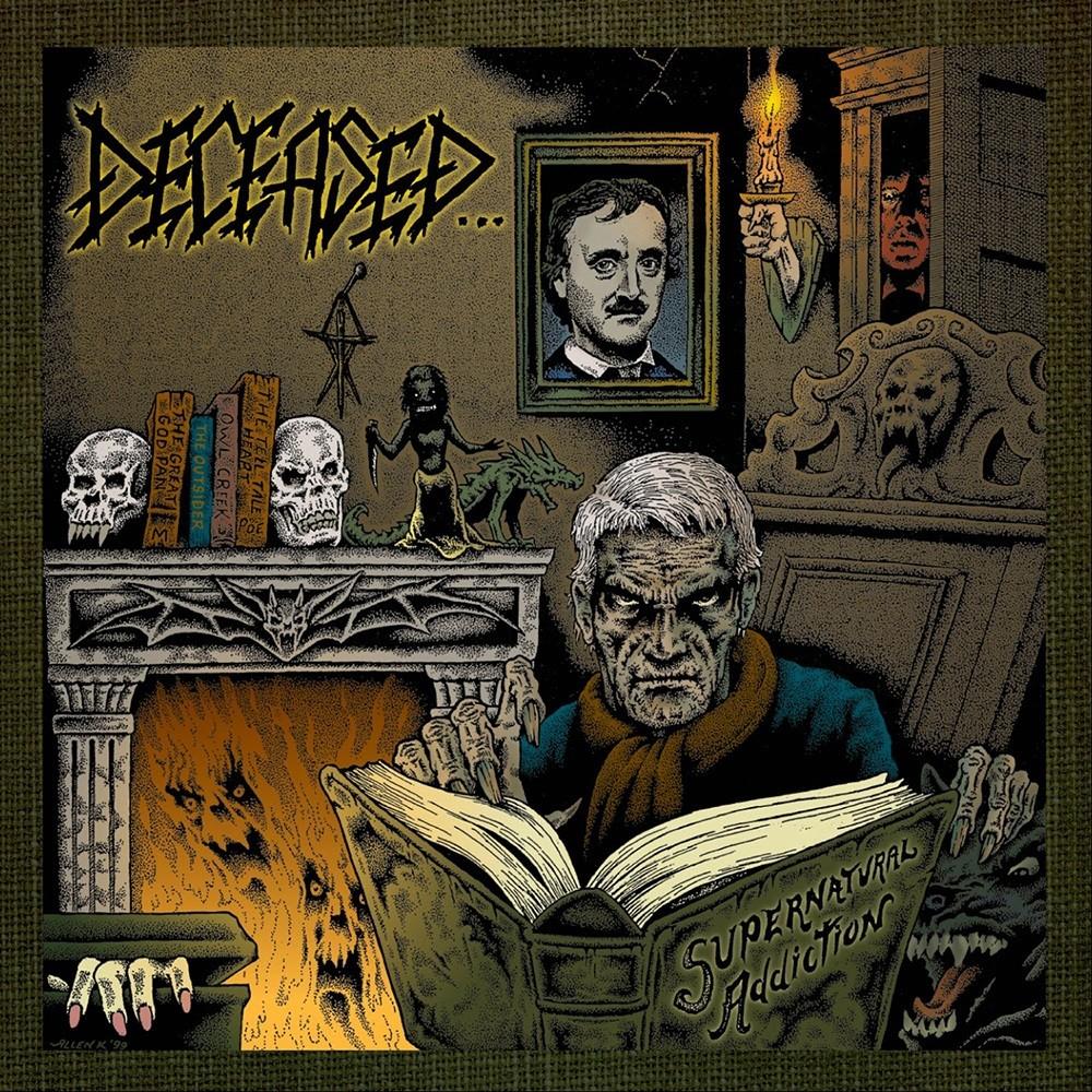 Deceased... - Supernatural Addiction (2000) Cover