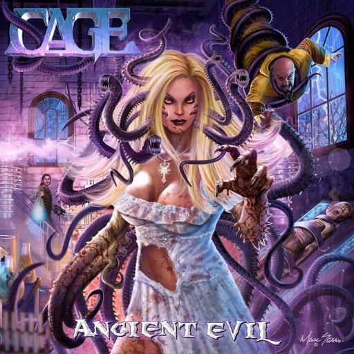 Cage - Ancient Evil 2015