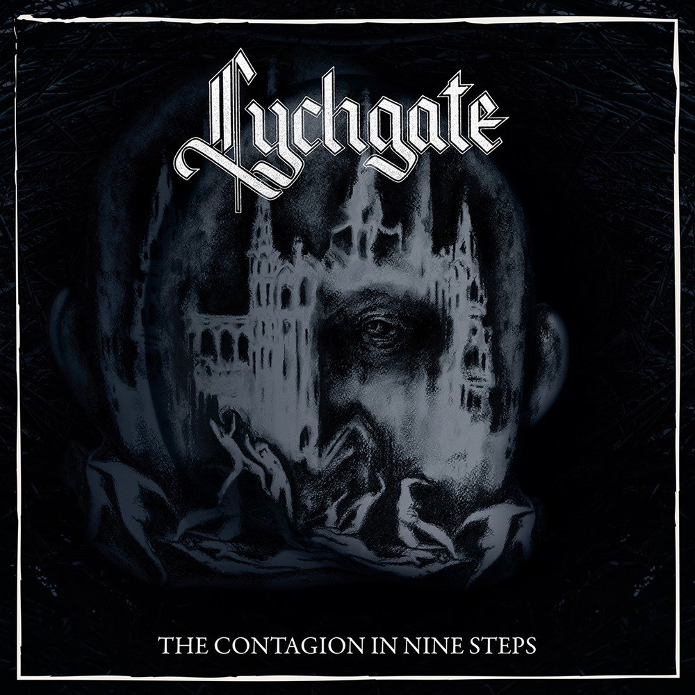 Lychgate - The Contagion in Nine Steps (2018) Cover