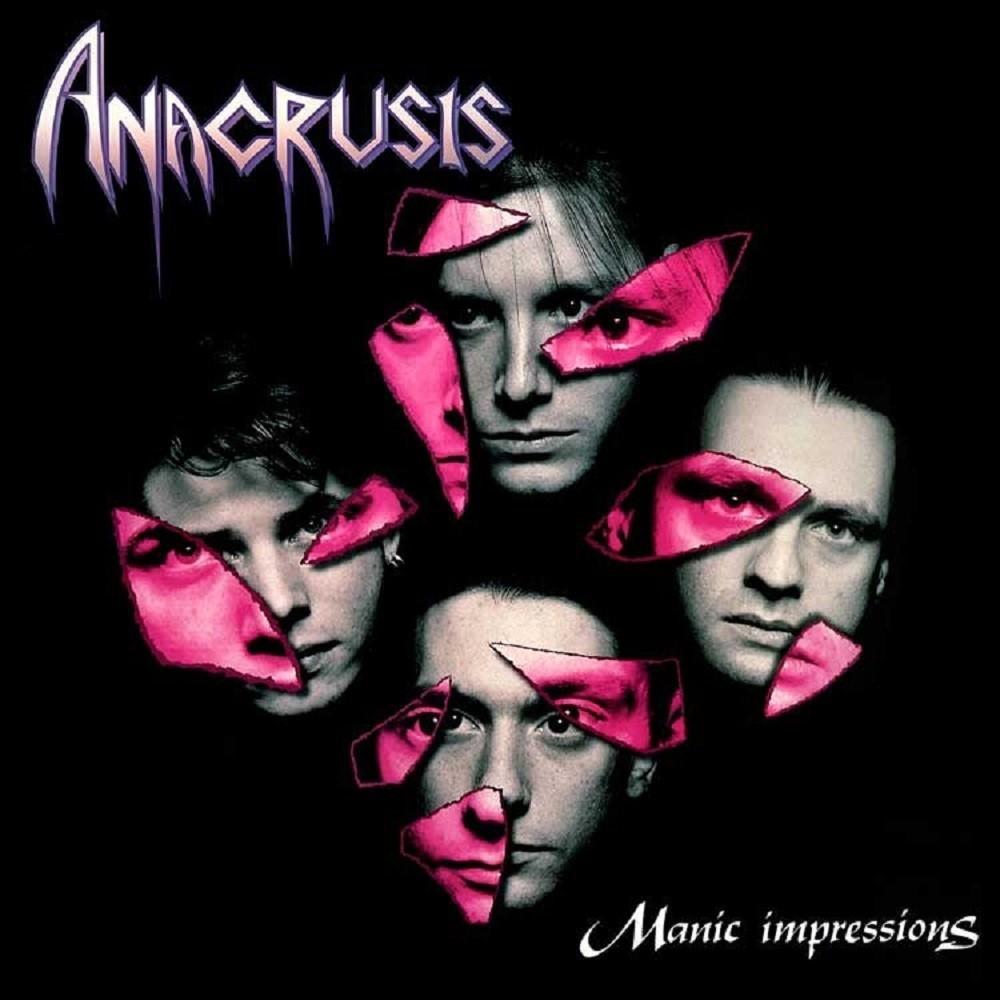 Anacrusis - Manic Impressions (1991) Cover
