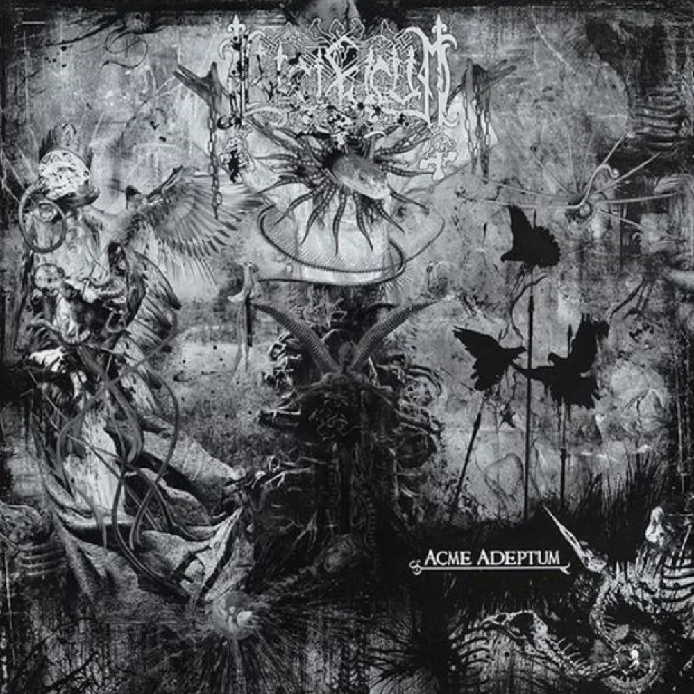 Lucifugum - Acme Adeptum (2008) Cover