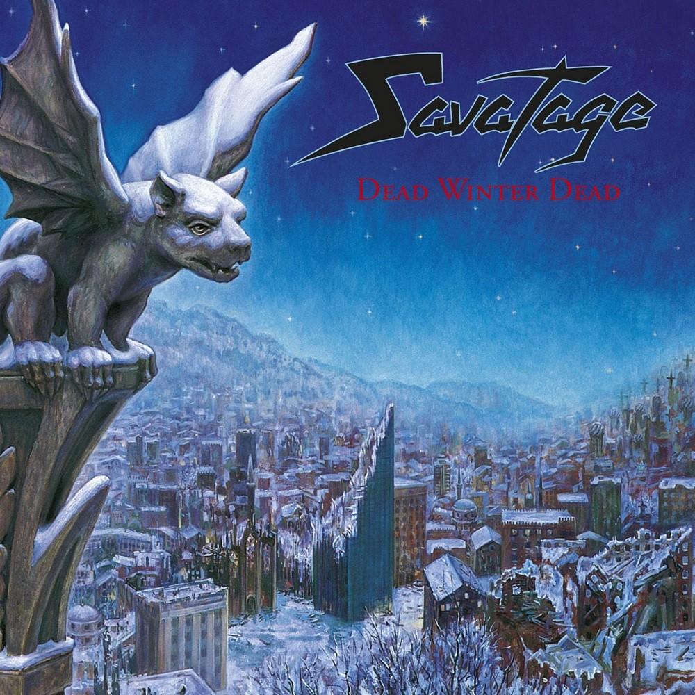 Savatage - Dead Winter Dead (1995) Cover