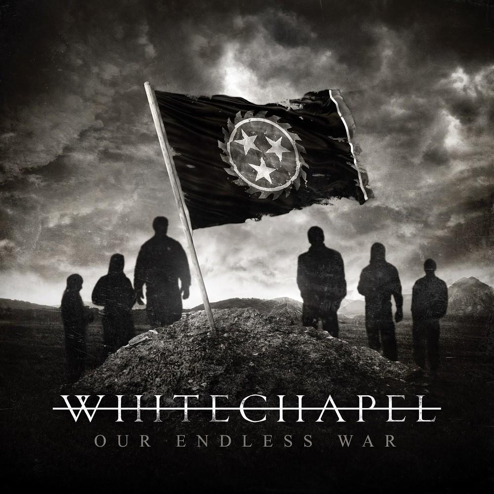 Whitechapel - Our Endless War (2014) Cover
