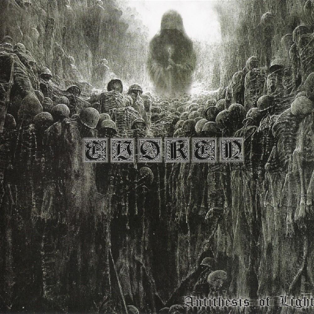 Evoken - Antithesis of Light (2005) Cover