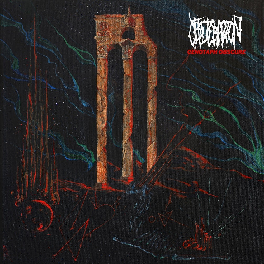 Obliteration - Cenotaph Obscure (2018) Cover