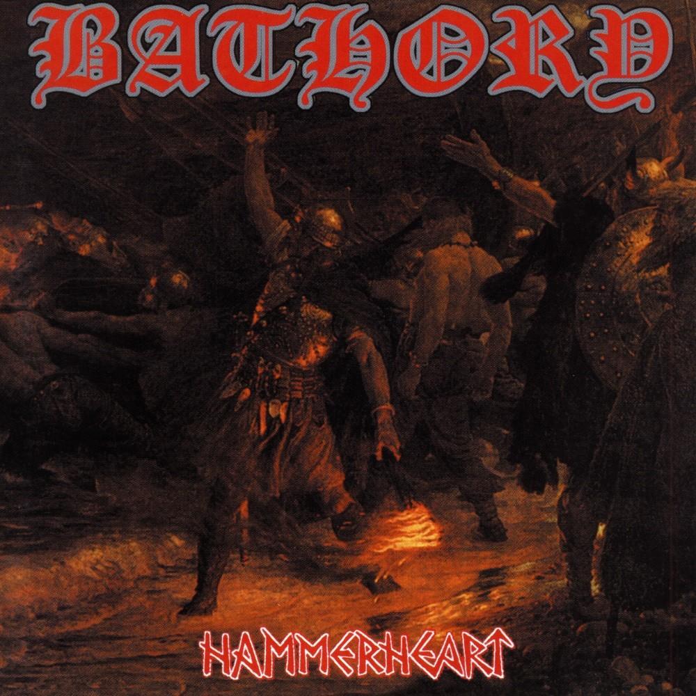 Bathory - Hammerheart (1990) Cover