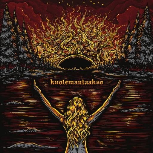 Kuolemanlaakso - Musta aurinko nousee 2013