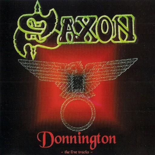 Donnington - The Live Tracks -
