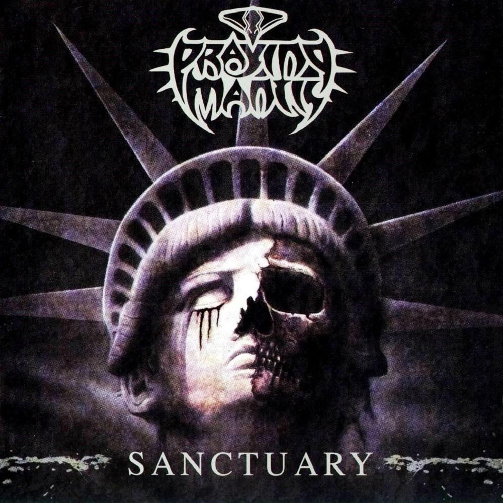 Praying Mantis - Sanctuary (2009) Cover