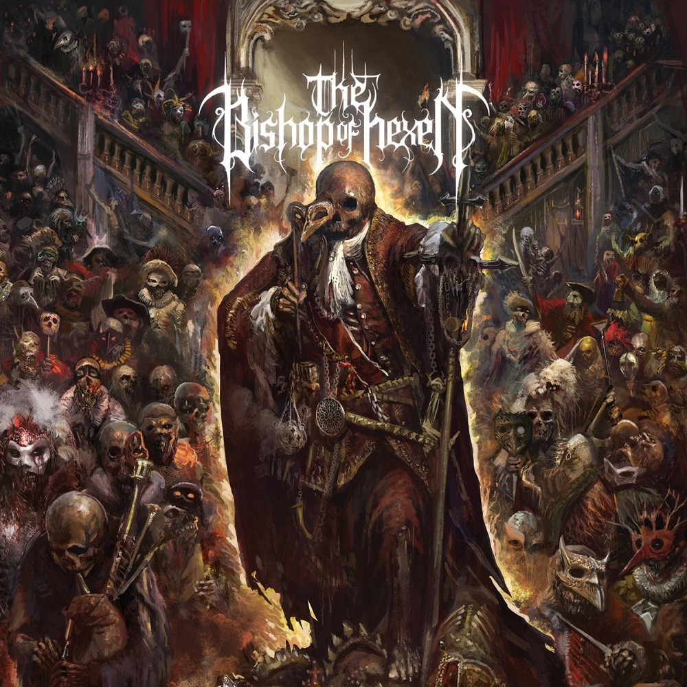Bishop of Hexen, The - The Death Masquerade (2020) Cover