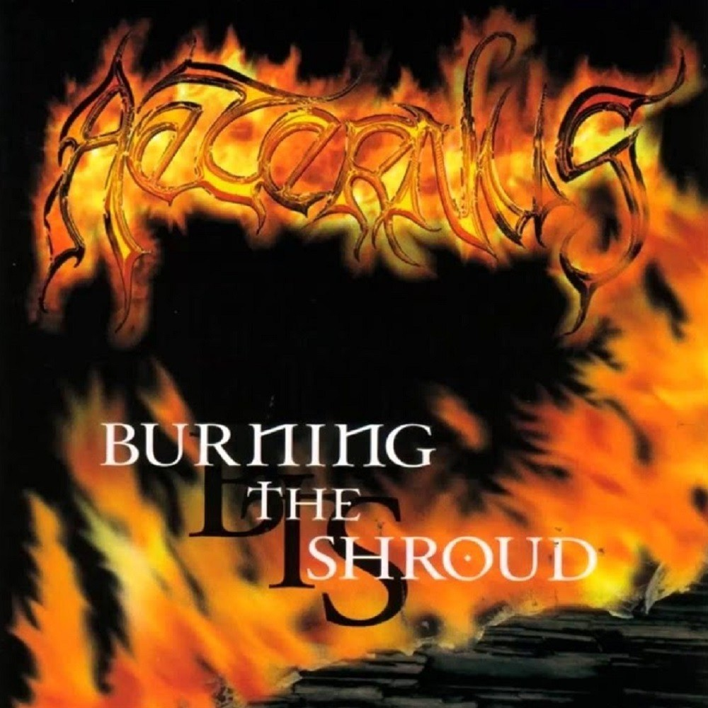 Aeternus - Burning the Shroud (2000) Cover