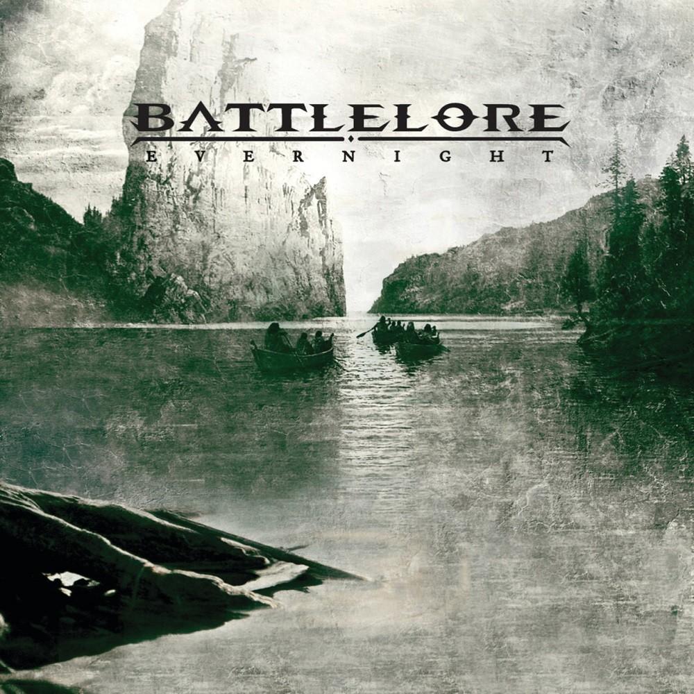 Battlelore - Evernight (2007) Cover
