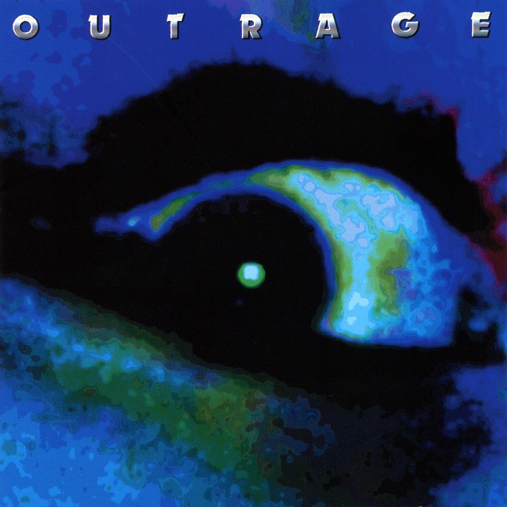 Outrage - Who We Are (1997) Cover