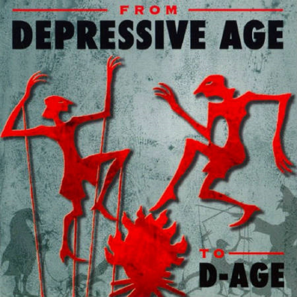 Depressive Age - From Depressive Age to D-Age (1999) Cover