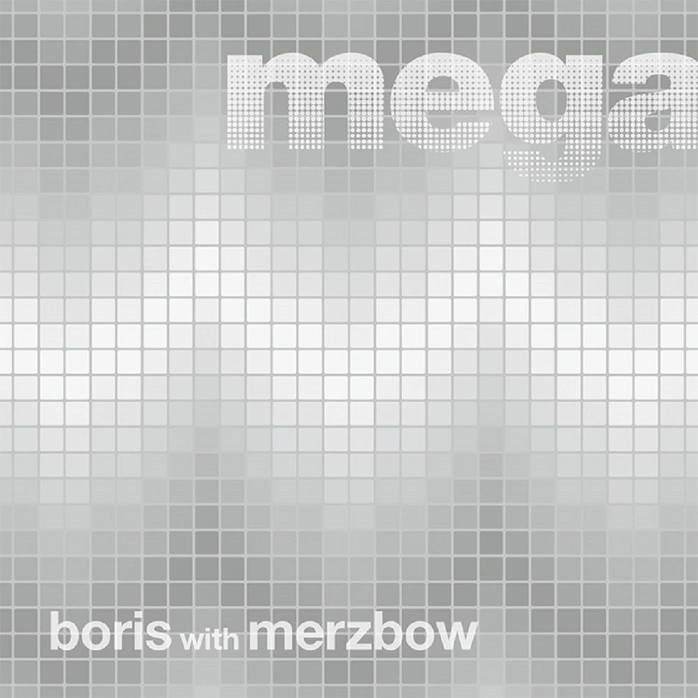 Boris - Megatone (2002) Cover