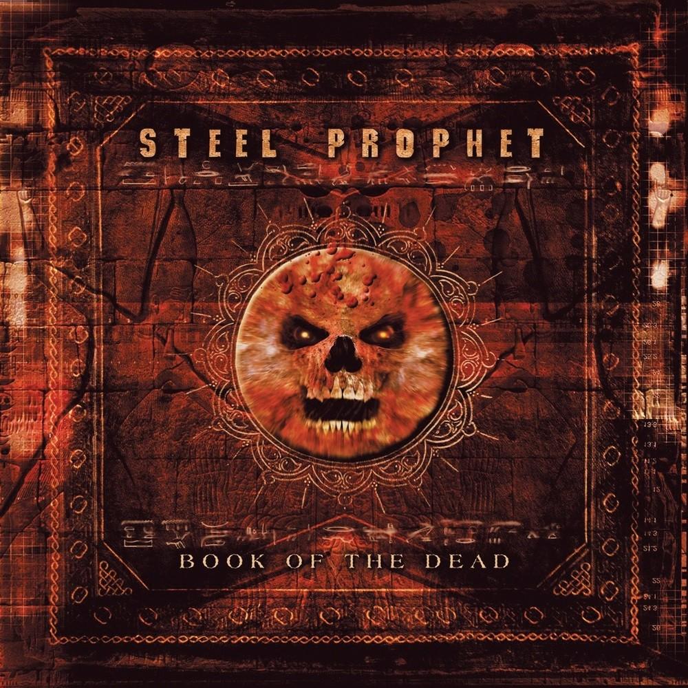 Steel Prophet - Book of the Dead (2001) Cover