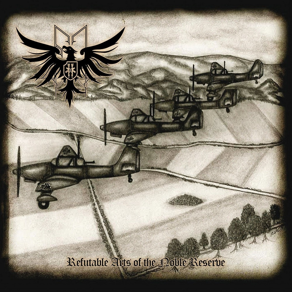 Fin - Refutable Arts of the Noble Reserve (2014) Cover