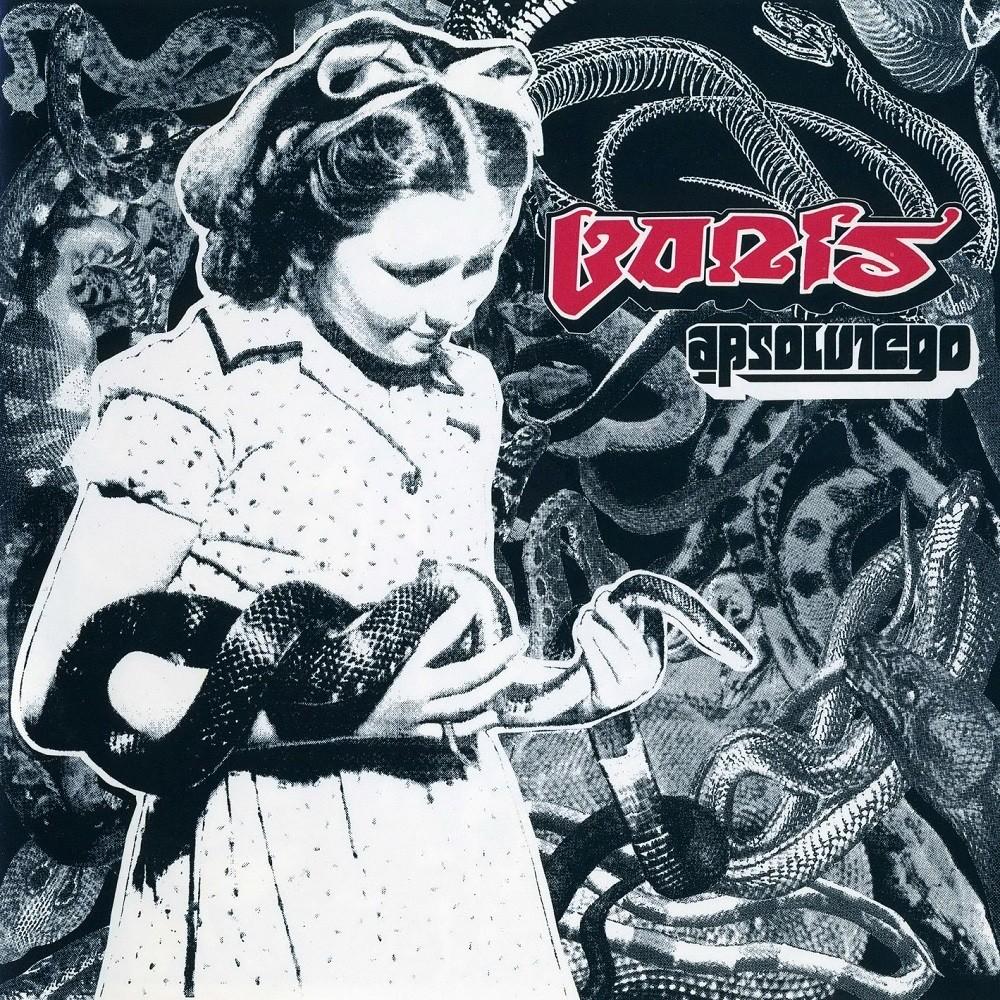 Boris - Absolutego (1996) Cover