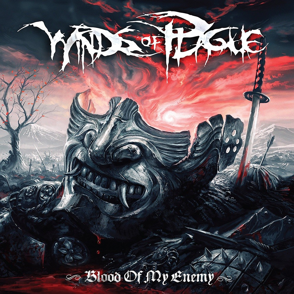 Winds of Plague - Blood of My Enemy (2017) Cover