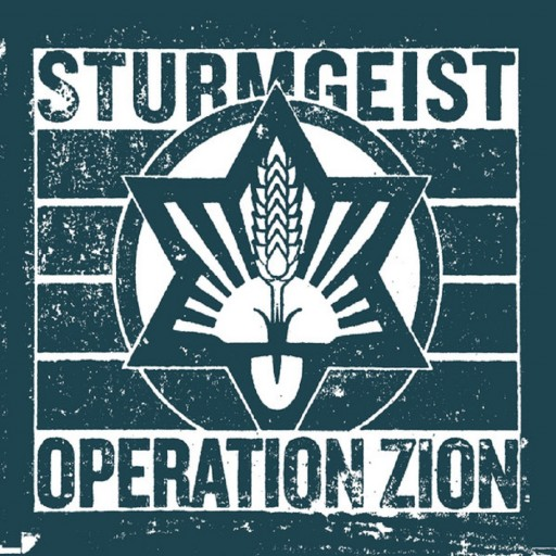 Sturmgeist - Operation Zion 2017