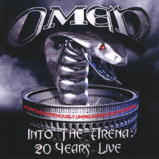 Omen - Into the Arena: 20 Years Live 2008