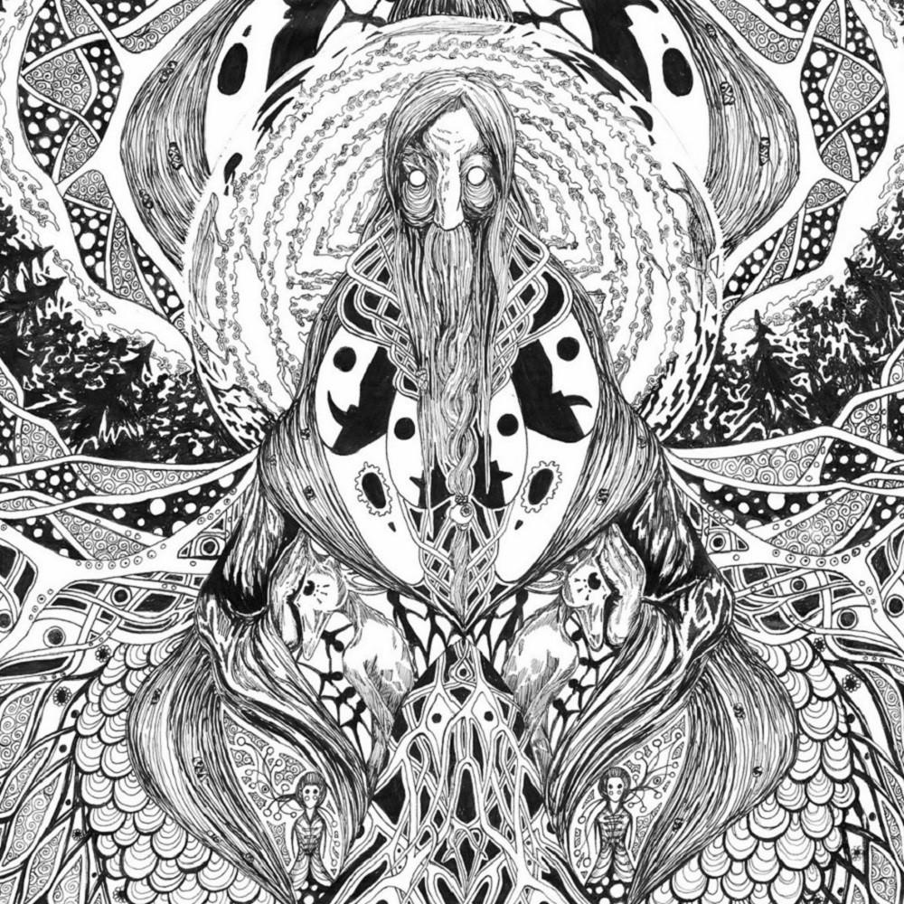 Domovoyd - Domovoyd (2015) Cover