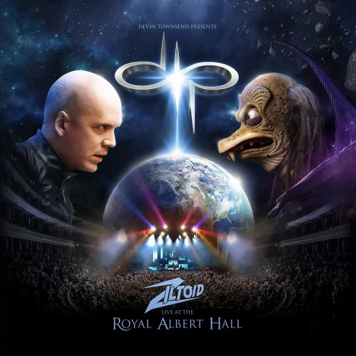 Devin Townsend - Ziltoid Live at the Royal Albert Hall 2015