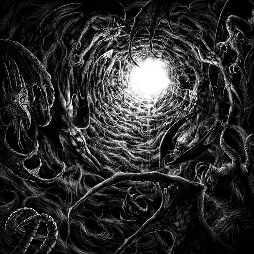 Temple Desecration - Whirlwinds of Fathomless Chaos (2018) Cover