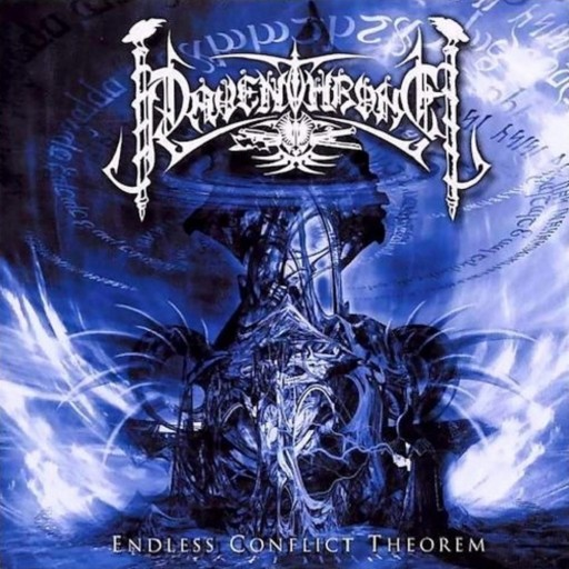 Raventhrone - Endless Conflict Theorem 2002