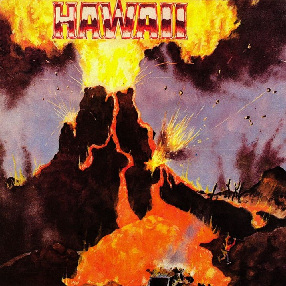 Hawaii - One Nation Underground (1983) Cover