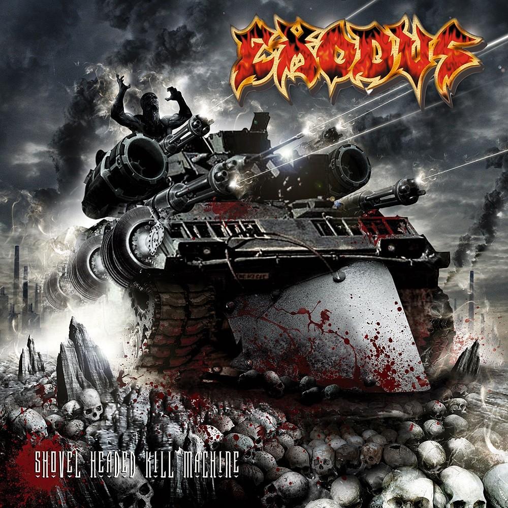 Exodus - Shovel Headed Kill Machine (2005) Cover