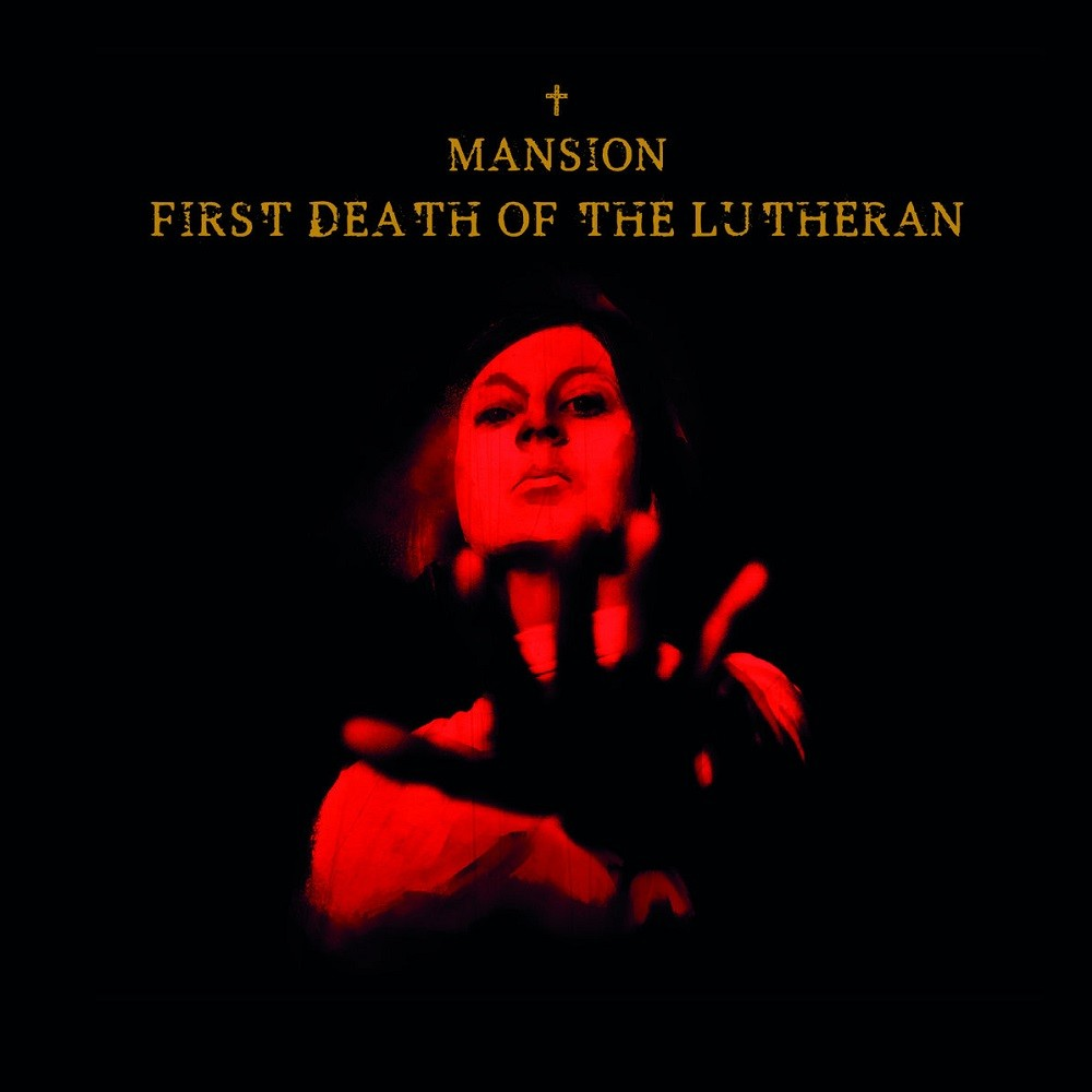 Mansion - First Death of the Lutheran (2018) Cover