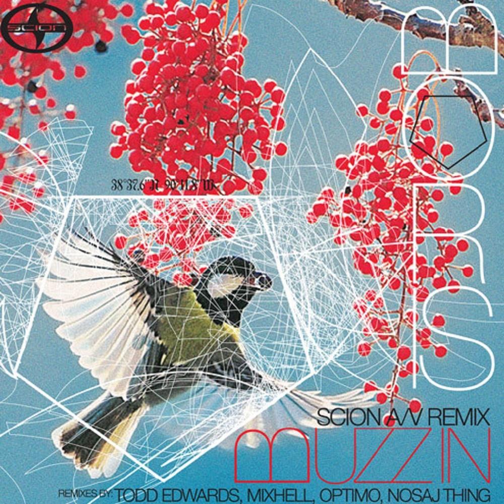 Boris - Scion A/V Remix: Buzz In (2009) Cover